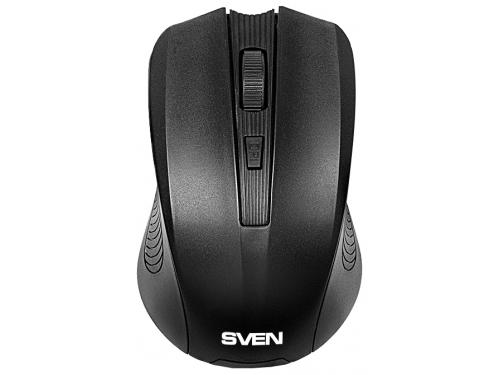 Мышка Sven RX-300 Wireless, черная, вид 2