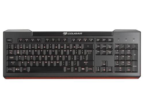 Клавиатура Cougar 200K, игровая, вид 2