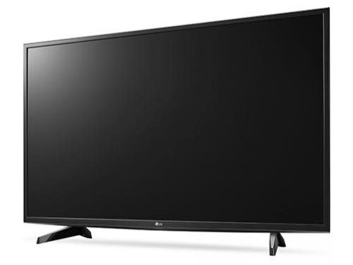 телевизор LG 43LH520V, черный, вид 2
