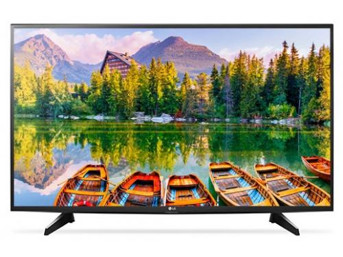 телевизор LG 43LH520V, черный, вид 1