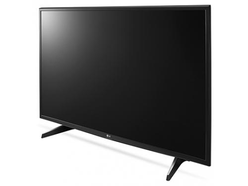 телевизор LG 43LH520V, черный, вид 4