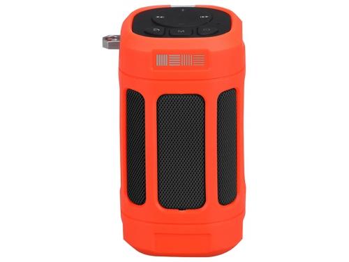Портативная акустика InterStep SBS-120, красная, вид 1