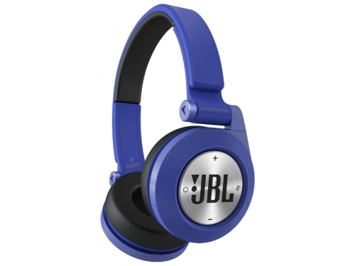Гарнитура bluetooth JBL Synchros E40BT Bluetooth, синяя, вид 1