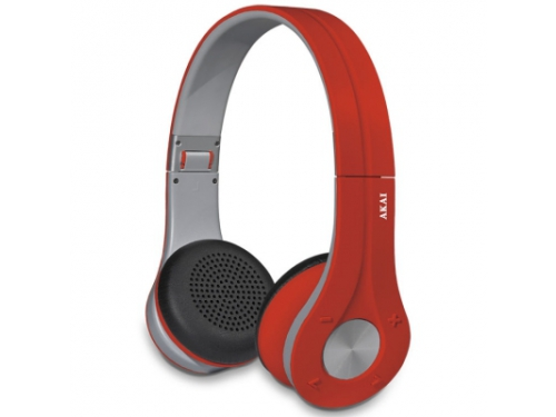 Наушники Akai HD-123R Bluetooth, вид 1