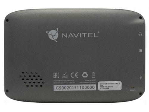 Навигатор Navitel G 500, вид 3