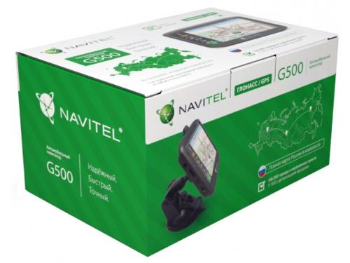 Навигатор Navitel G 500, вид 5