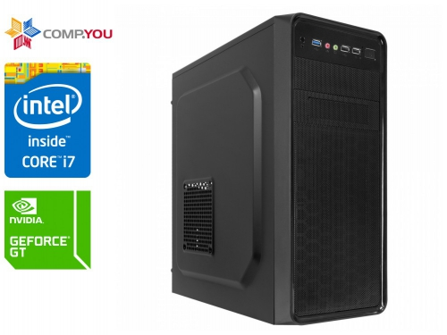 Системный блок CompYou Home PC H577 (CY.537546.H577), вид 1