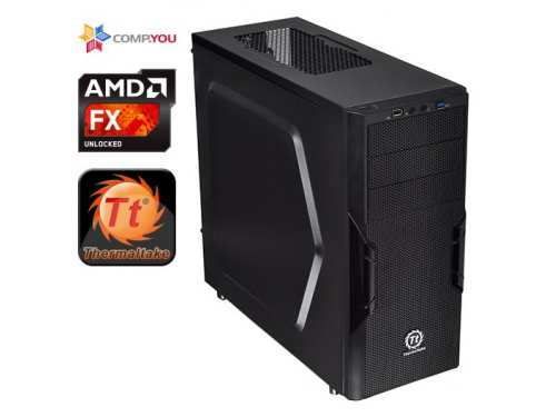 Системный блок CompYou Home PC H557 (CY.536502.H557), вид 1