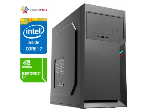 Системный блок CompYou Home PC H577 (CY.536154.H577), вид 1