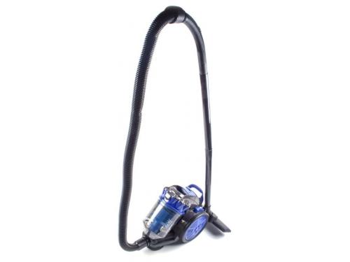 Пылесос Endever VC-560 черно-синий, вид 2