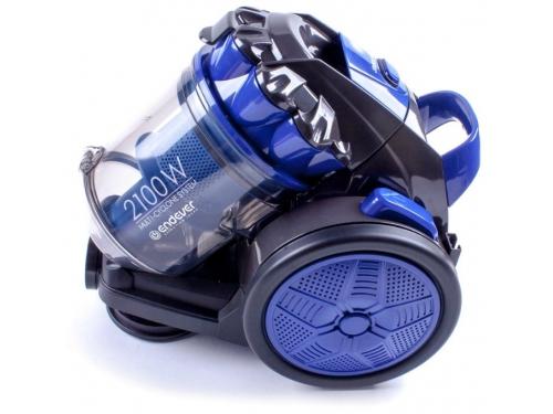 Пылесос Endever VC-560 черно-синий, вид 3