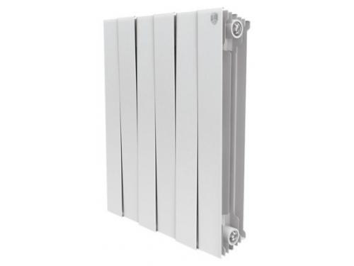 Радиатор отопления Royal Thermo PianoForte 500 x8 Bianco Traffico, вид 1