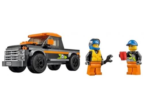 ����������� Lego City ����������� 4x4 � �������� ������� (60085), ��� 1