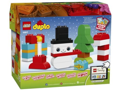 Конструктор LEGO Duplo Времена года, 10817, вид 3