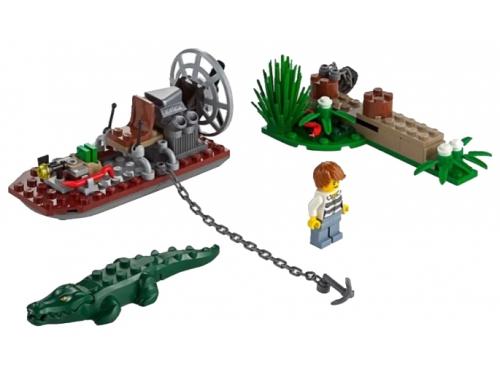Конструктор LEGO City Участок новой Лесной Полиции (60069), вид 1