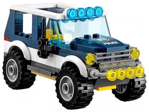 Конструктор LEGO City Участок новой Лесной Полиции (60069), вид 4