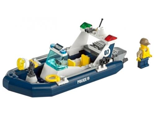 Конструктор LEGO City Участок новой Лесной Полиции (60069), вид 5