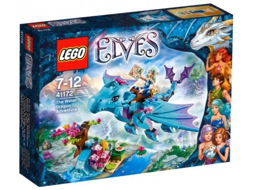 Конструктор LEGO Elves Приключение дракона воды (41172), вид 2