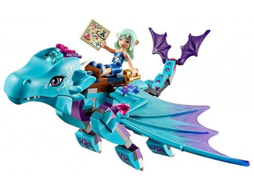 Конструктор LEGO Elves Приключение дракона воды (41172), вид 5