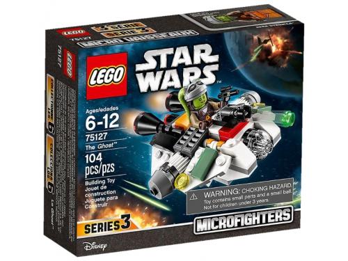 Конструктор Конструктор LEGO Star Wars Призрак (75127), вид 1