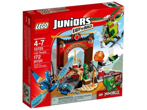 Конструктор Lego Juniors (10725) Затерянный храм, вид 1