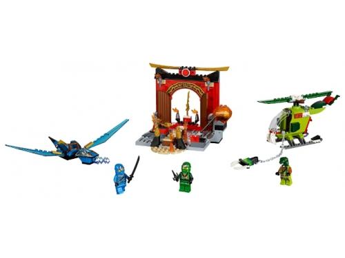 Конструктор Lego Juniors (10725) Затерянный храм, вид 2
