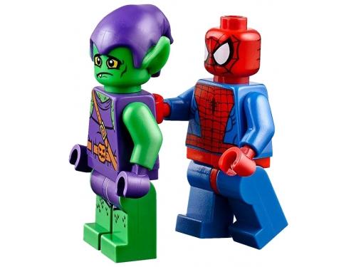 Конструктор LEGO Juniors Убежище Человека-паука (10687), вид 1