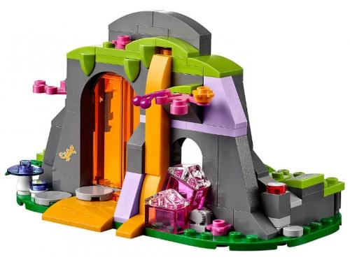 Конструктор Lego Elves (41175) Лавовая пещера дракона огня, вид 4