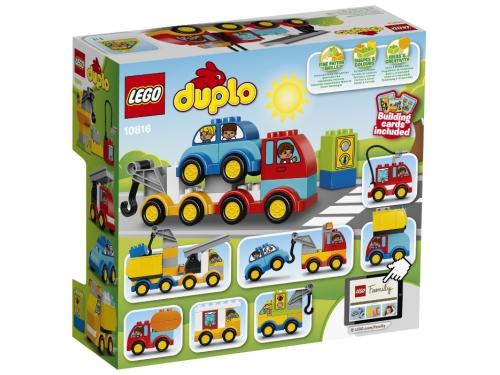 Конструктор LEGO Duplo Мои первые машинки (10816), вид 3