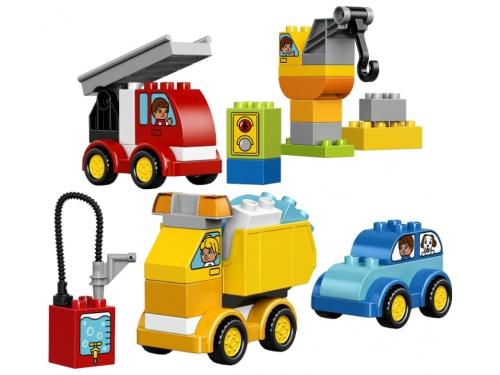 Конструктор LEGO Duplo Мои первые машинки (10816), вид 4