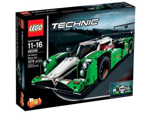Конструктор LEGO Technic Гоночный автомобиль (42039), вид 1
