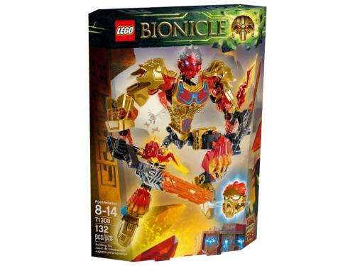 Конструктор Lego Bionicle (71308) Таху - Объединитель Огня, вид 1