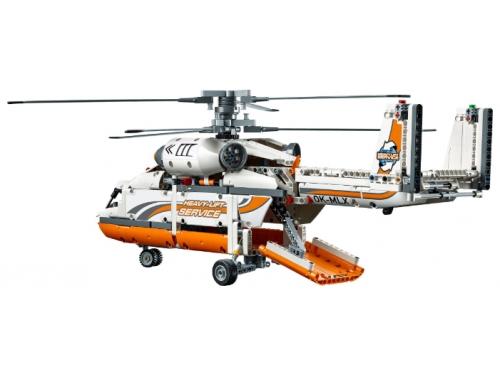 Конструктор LEGO Technic Грузовой вертолет (42052), вид 1