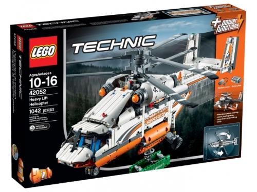 Конструктор LEGO Technic Грузовой вертолет (42052), вид 2