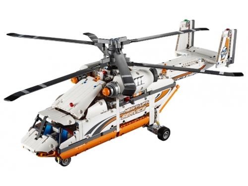 Конструктор LEGO Technic Грузовой вертолет (42052), вид 3