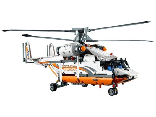 Конструктор LEGO Technic Грузовой вертолет (42052), вид 4