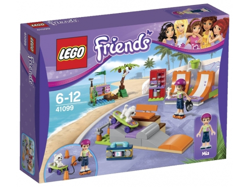 ����������� LEGO Friends �����-���� � �������� ���� (41099), ��� 1