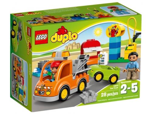 Конструктор LEGO Duplo Буксировщик (10814), вид 1