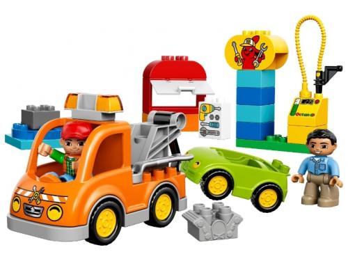 Конструктор LEGO Duplo Буксировщик (10814), вид 2