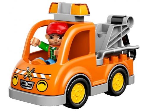 Конструктор LEGO Duplo Буксировщик (10814), вид 3