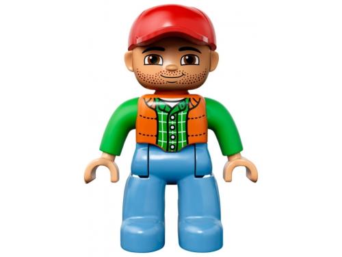 Конструктор LEGO Duplo Буксировщик (10814), вид 5