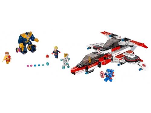 Конструктор LEGO Super Heroes Реактивный самолёт Мстителей (76049), вид 2