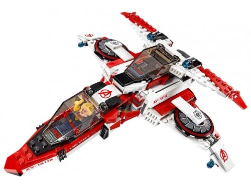 Конструктор LEGO Super Heroes Реактивный самолёт Мстителей (76049), вид 3
