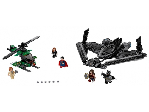 Конструктор LEGO Super Heroes Поединок в небе (76046), вид 2