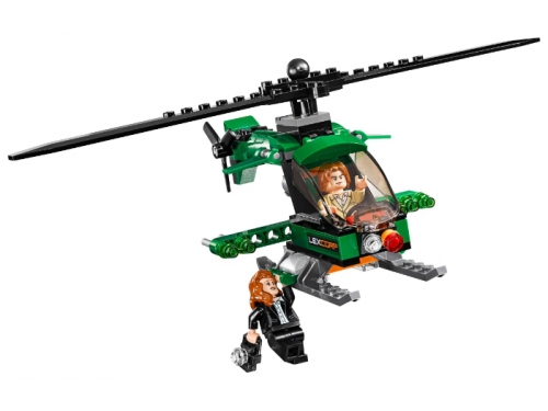 Конструктор LEGO Super Heroes Поединок в небе (76046), вид 4