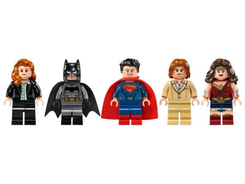 Конструктор LEGO Super Heroes Поединок в небе (76046), вид 5