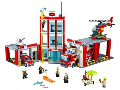 ����������� LEGO City �������� ����� (60110), ��� 2