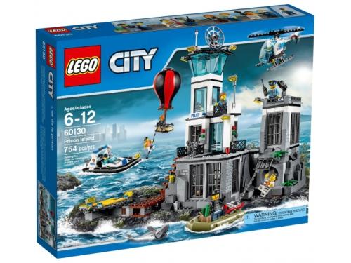 Конструктор LEGO City Остров-тюрьма (60130), вид 1