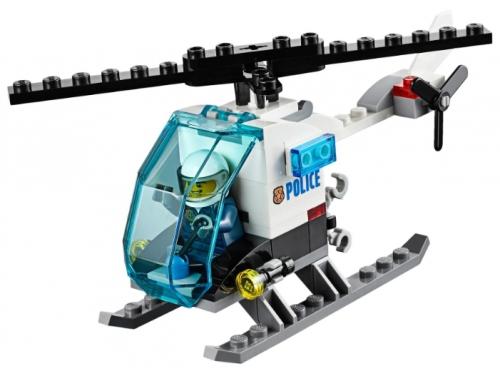 Конструктор LEGO City Остров-тюрьма (60130), вид 4