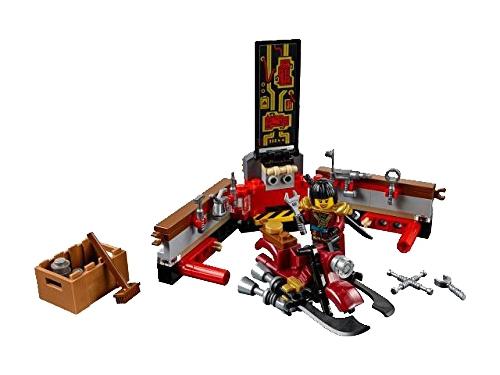 Конструктор LEGO Ninjago Корабль Дар судьбы, Решающая битва (70738), вид 4